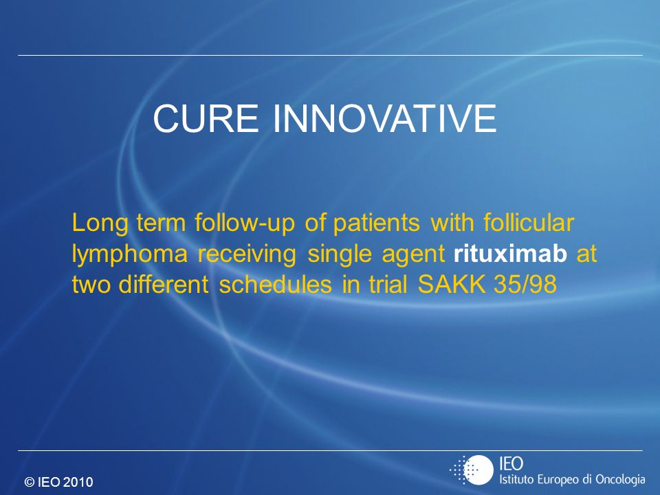 CURE INNOVATIVE
