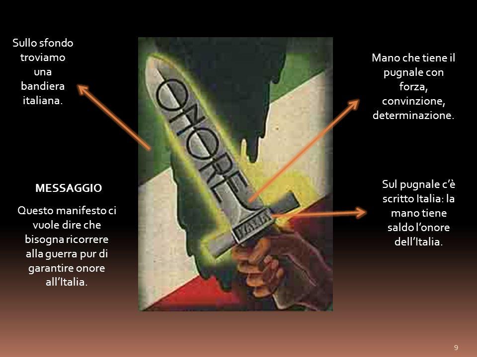 Sullo sfondo troviamo una bandiera italiana ppt scaricare for Bandiera di guerra italiana