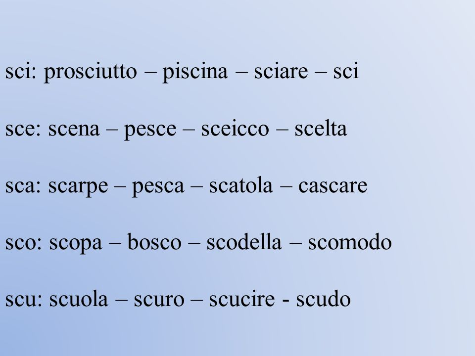 Formato Da 16 Consonanti 5 Vocali Ppt Scaricare