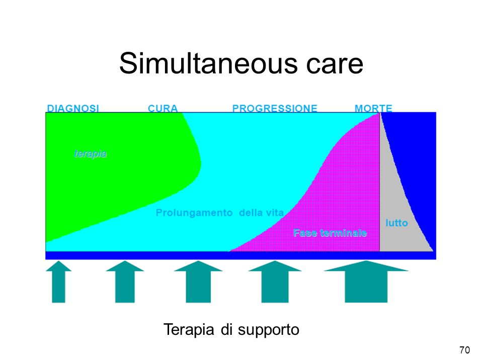Simultaneous care Terapia di supporto