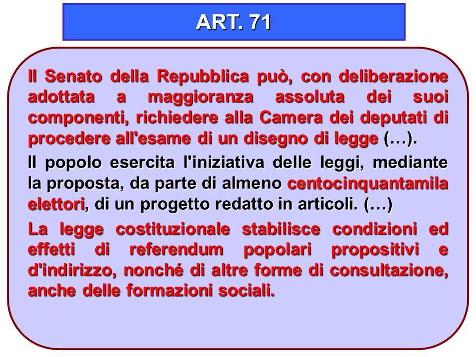 Disegno di legge costituzionale n ppt scaricare for Senato della repubblica indirizzo