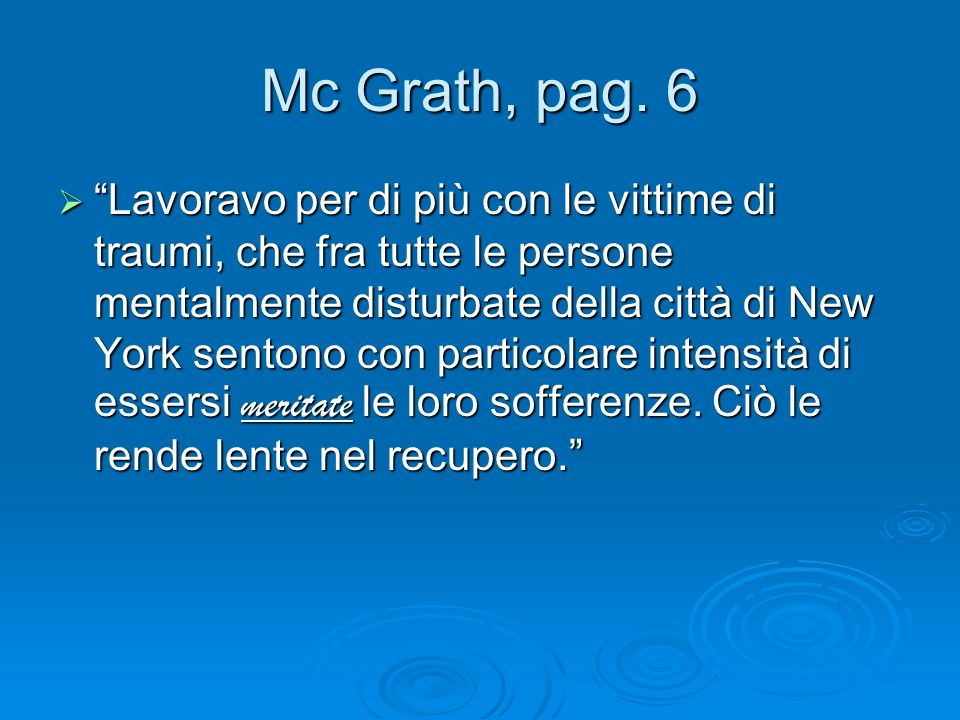 Mc Grath, pag. 6