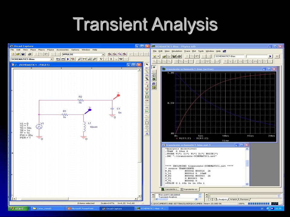 Transient Analysis