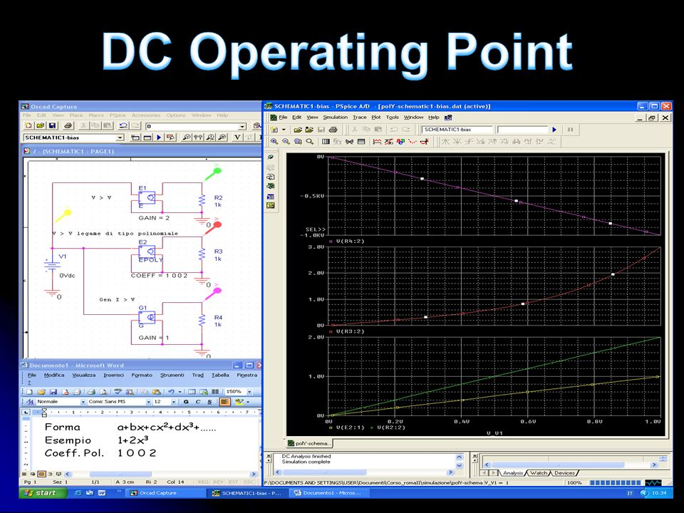 DC Operating Point