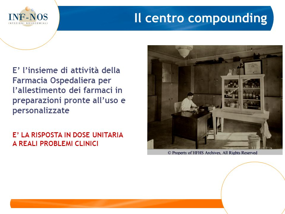 Il centro compounding