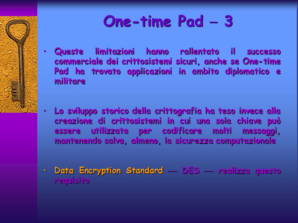 One-time Pad  3