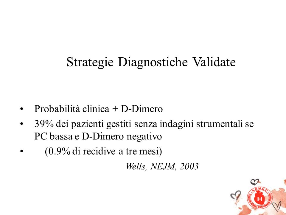 Strategie Diagnostiche Validate
