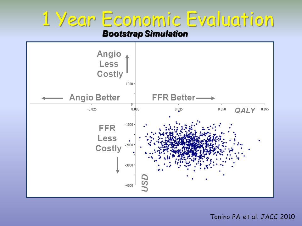 1 Year Economic Evaluation