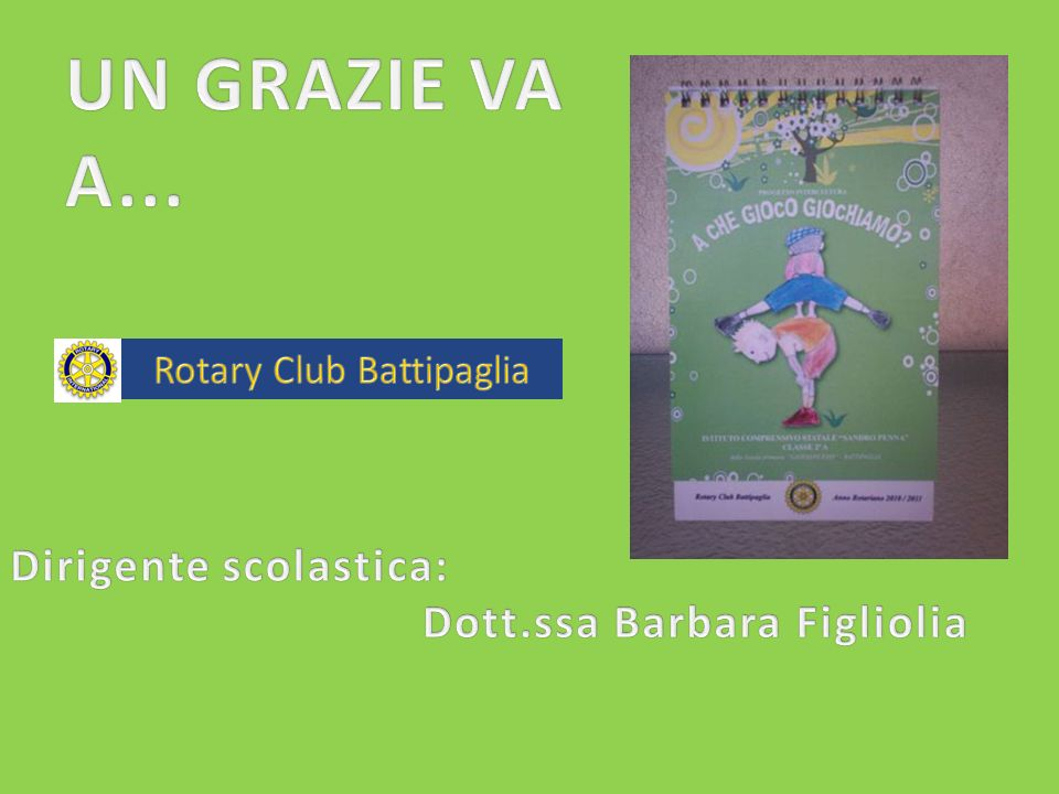 Rotary Club Battipaglia