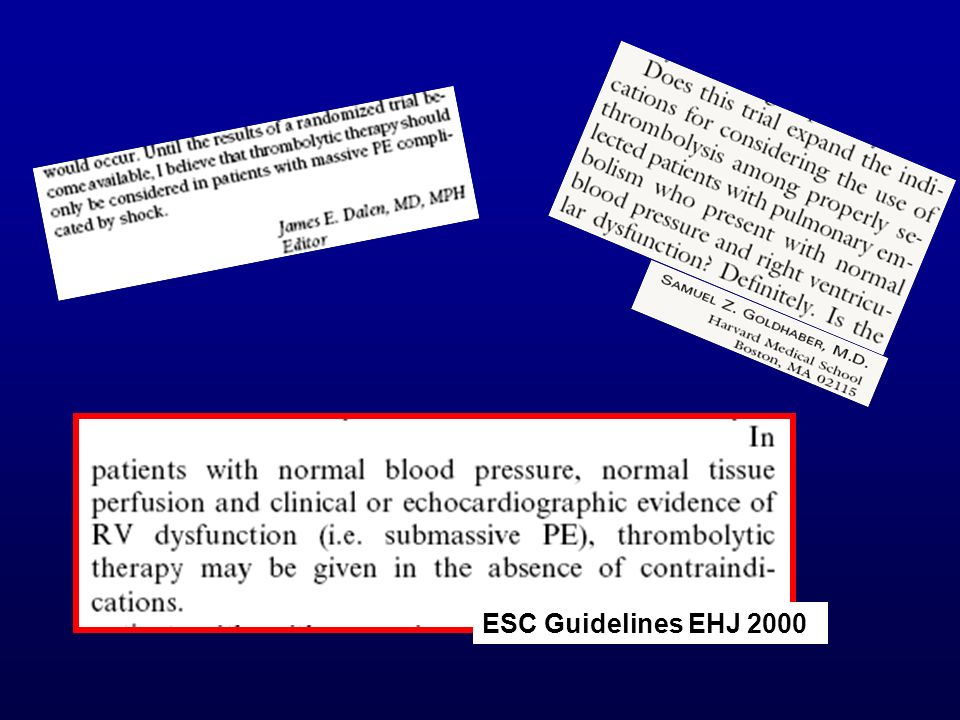 ESC Guidelines EHJ 2000