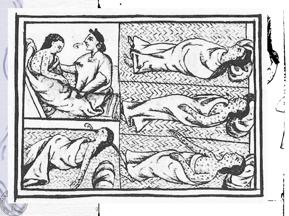 Aztec smallpox victims