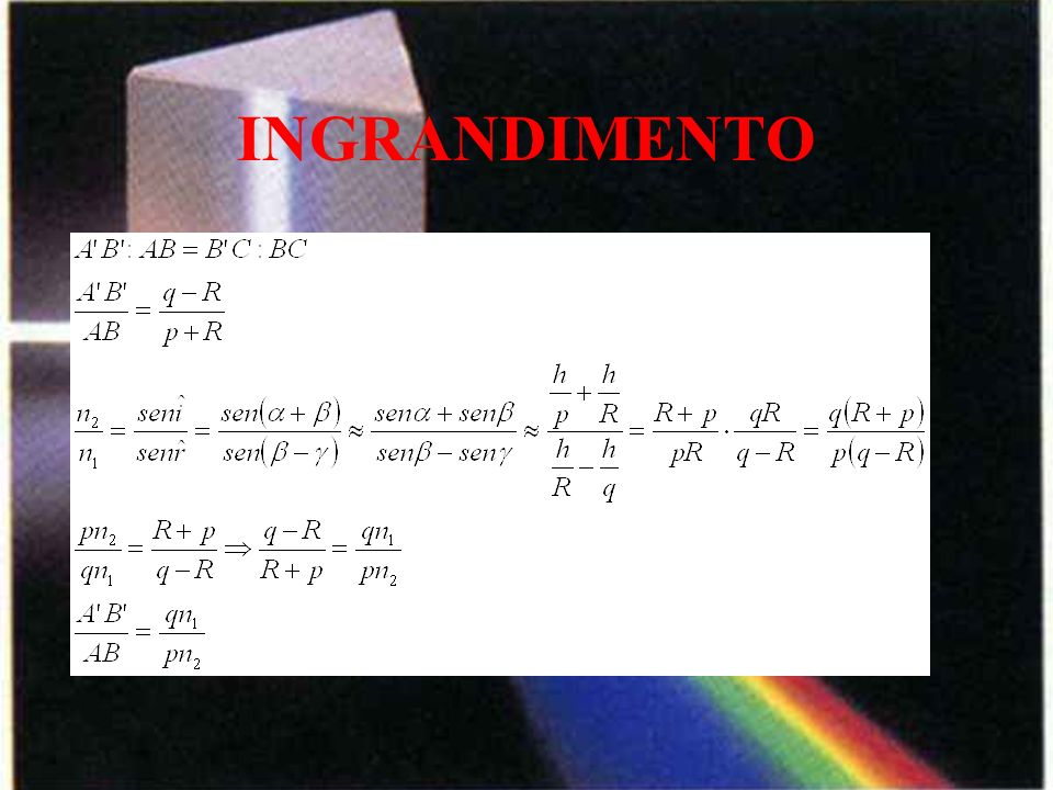 INGRANDIMENTO