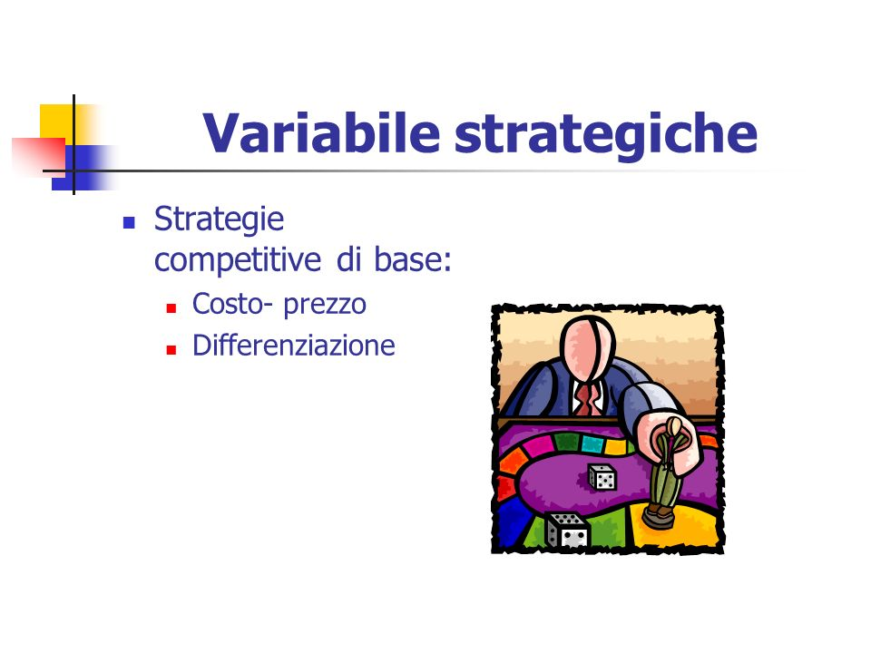 Variabile strategiche