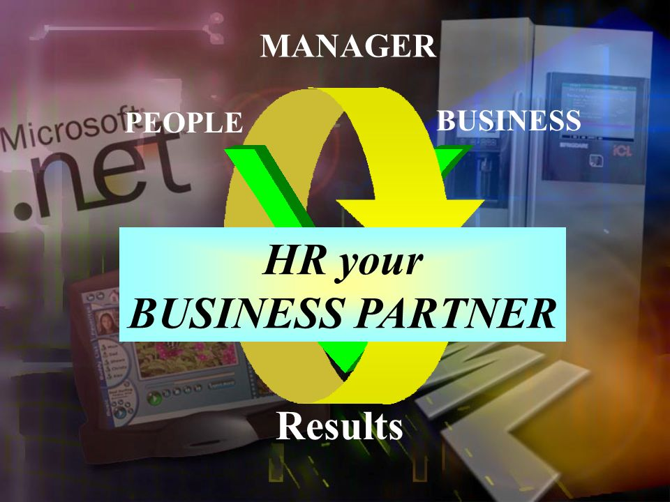 HR your BUSINESS PARTNER