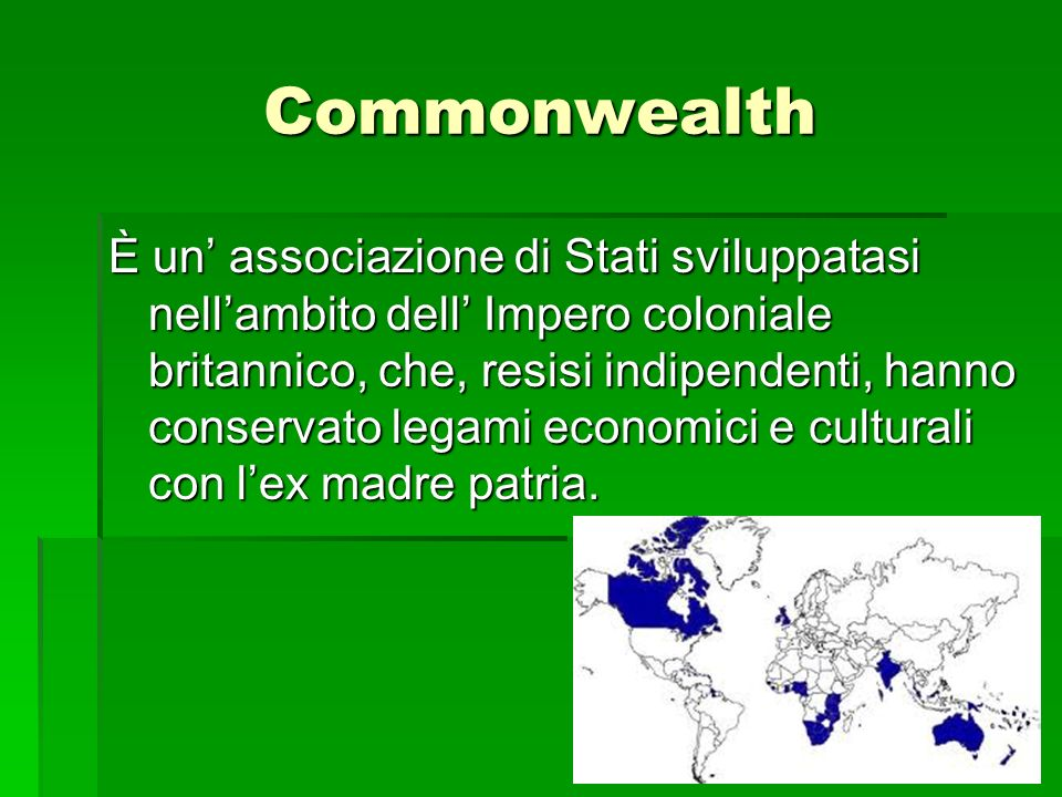 Commonwealth