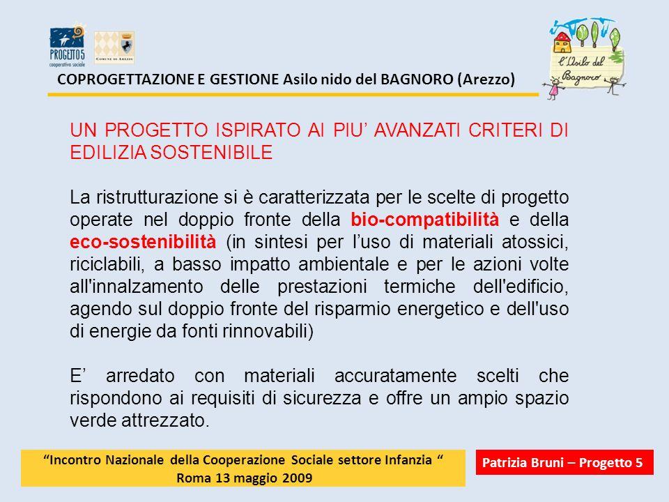 COMUNE DI AREZZO - PROGETTO 5 Società Cooperativa Sociale ONLUS ...
