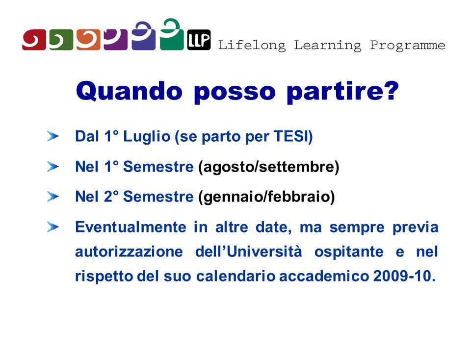 Unipi Calendario Accademico.Programma Llp Erasmus Ppt Scaricare