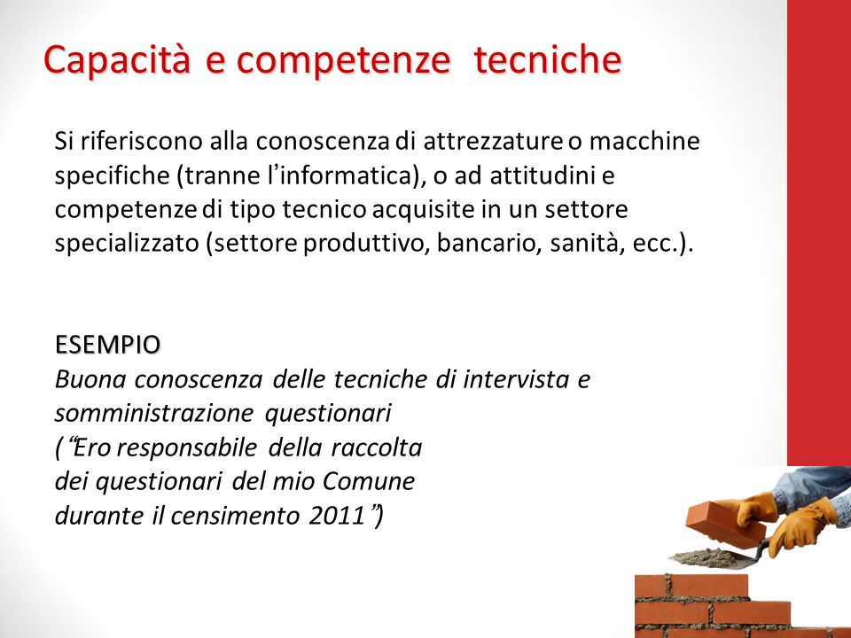 Curriculum Vitae Capacita E Competenze Personali Cosa Scrivere Mc