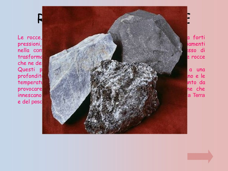 Problemi con la datazione di rocce metamorfici