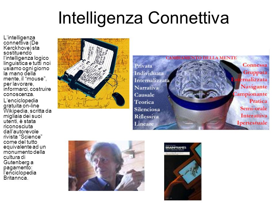 Intelligenza Connettiva