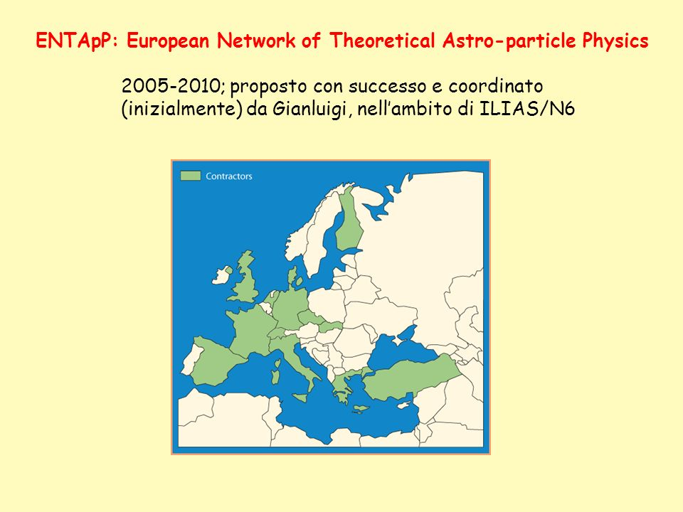 ENTApP: European Network of Theoretical Astro-particle Physics