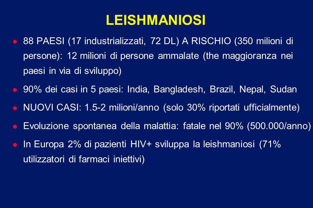 LEISHMANIOSI