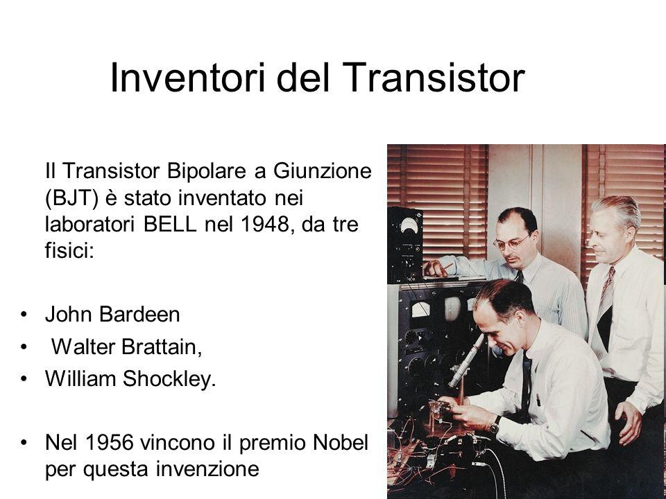 Risultati immagini per primo transistor
