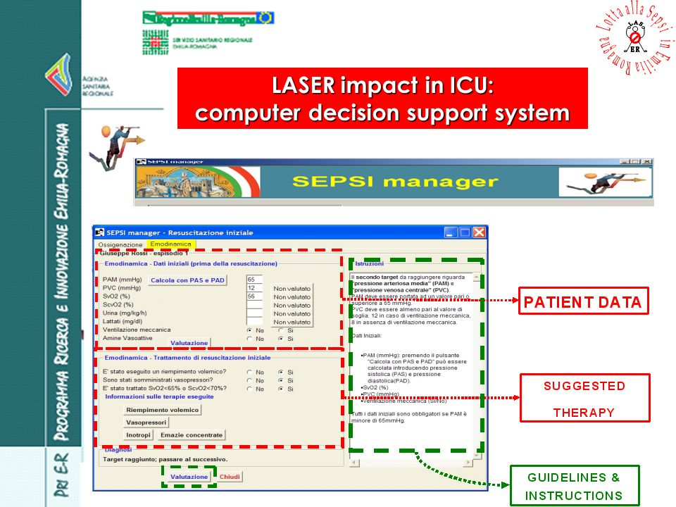 computer decision support system