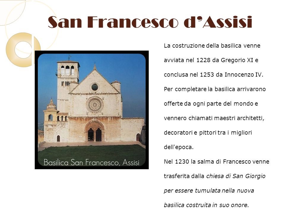 San Francesco d'Assisi