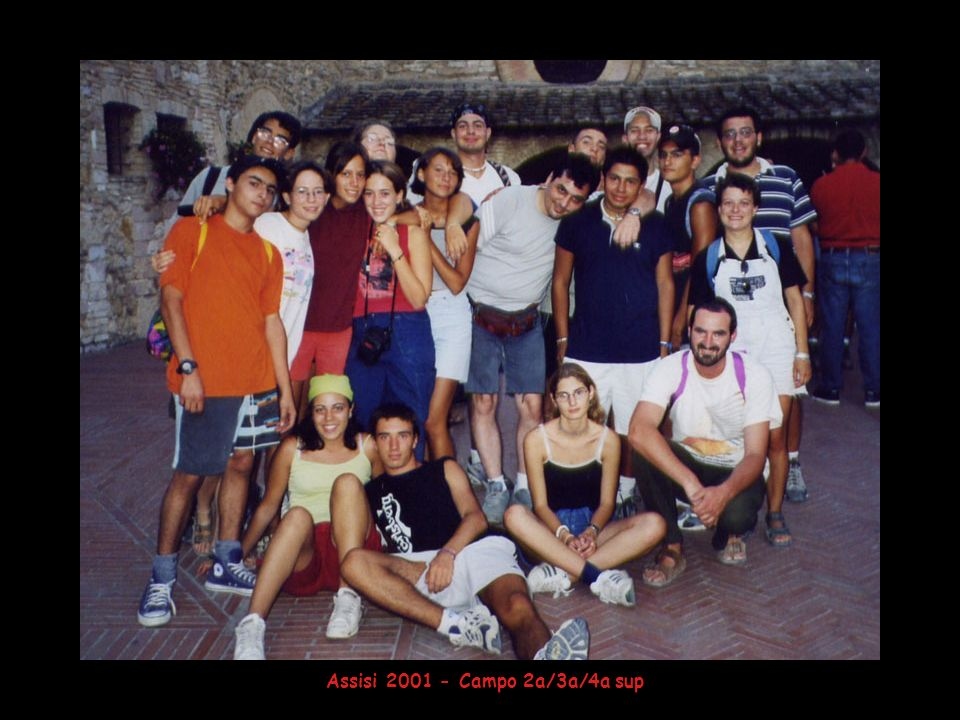 Assisi Campo 2a/3a/4a sup