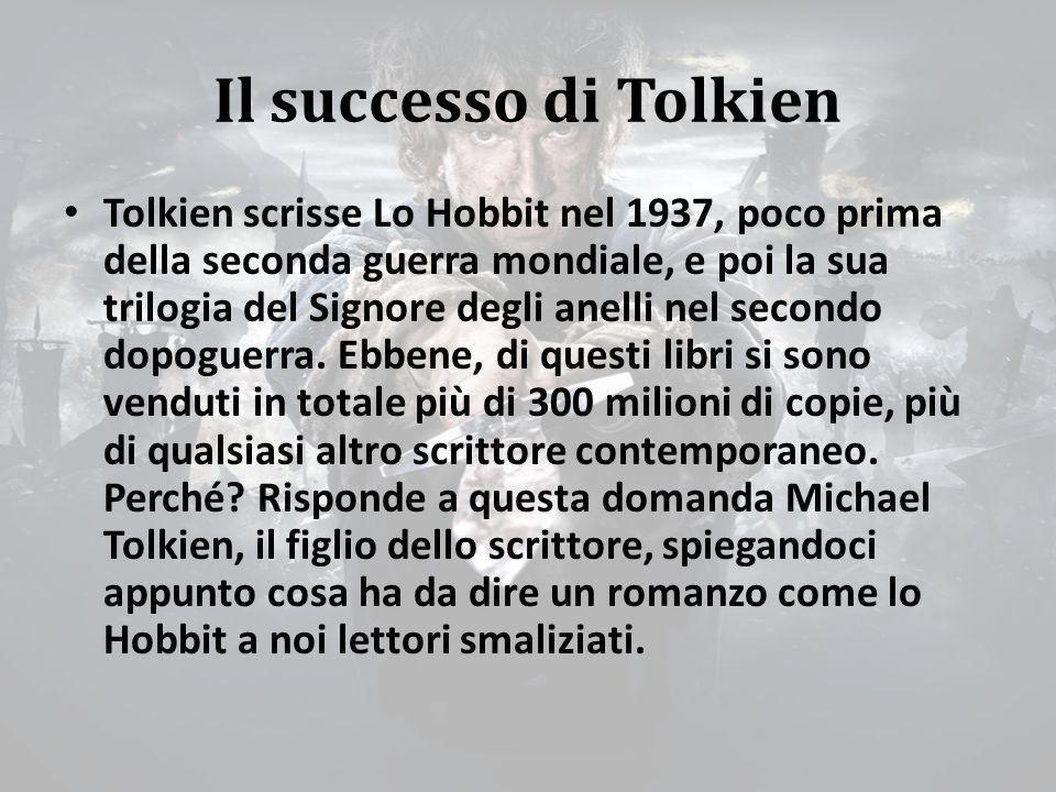Lo Hobbit Di J R R Tolkien Di Luigi Gaudio Ppt Scaricare