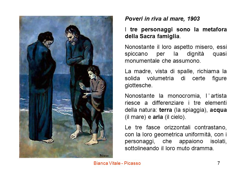 Bianca Vitale Picasso Ppt Scaricare