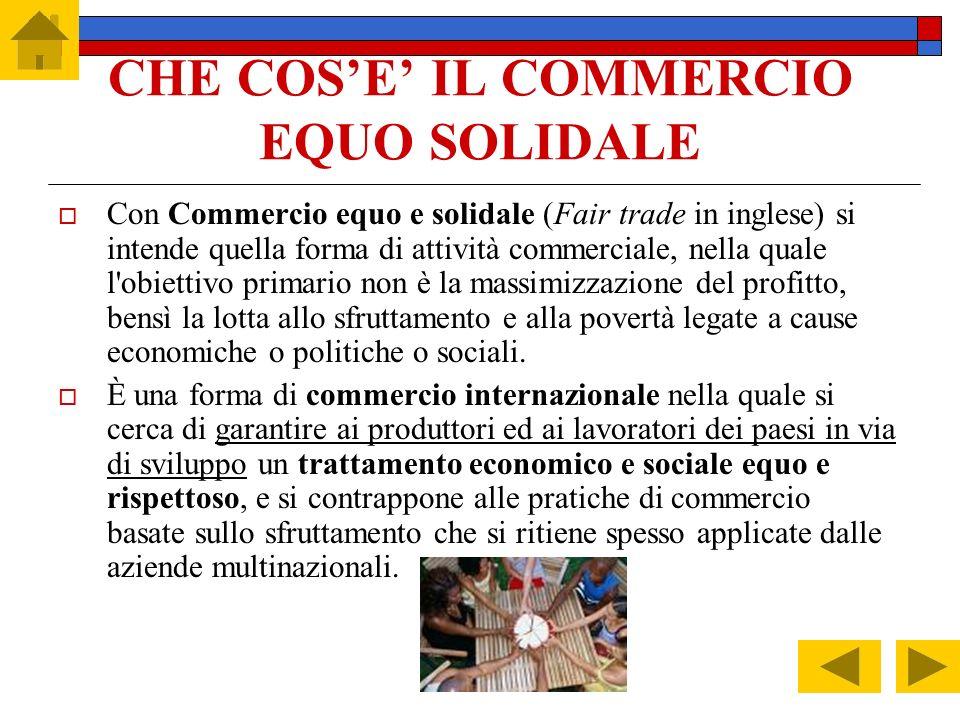 low priced 7575e 1e12d Il commercio equo e solidale - ppt scaricare