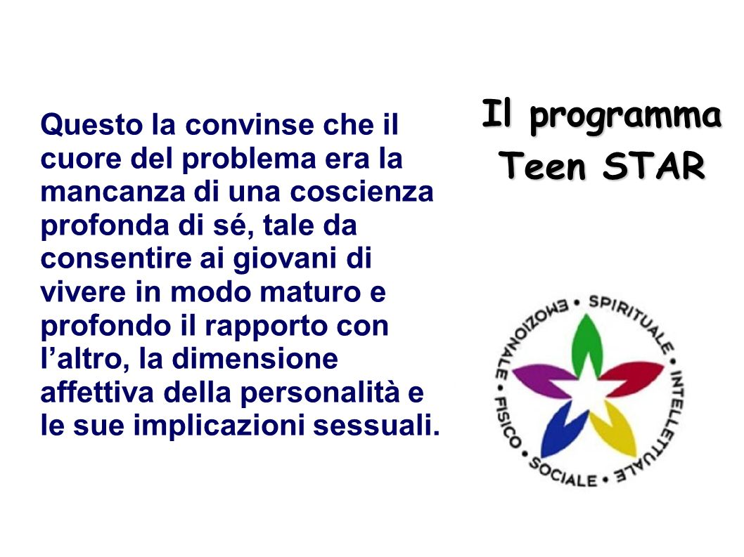 Teen età sesso vivere
