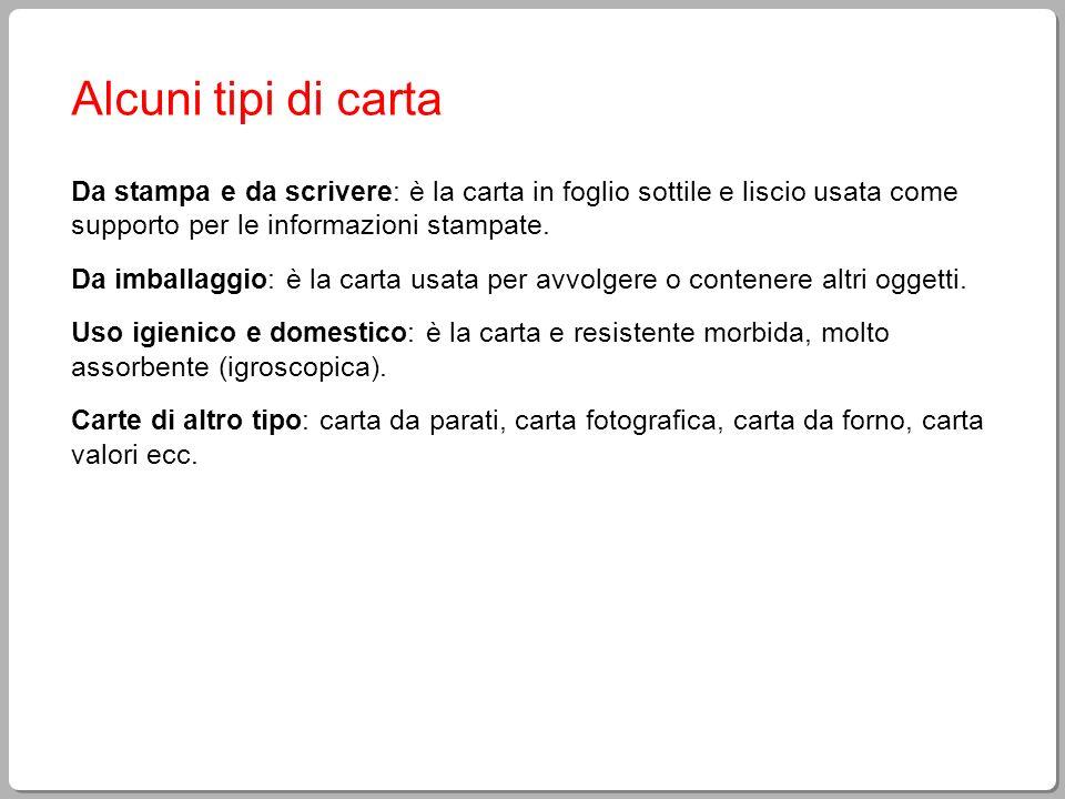 4ce09b87f6 Tipi Di Carta Da Stampa | Carta
