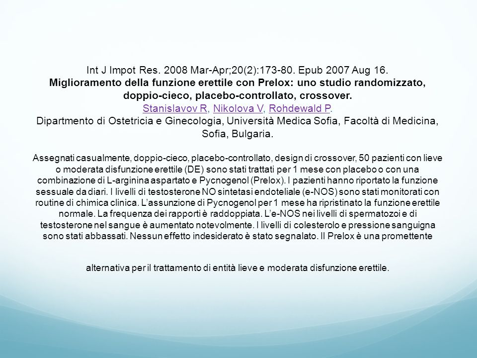 Int J Impot Res Mar-Apr;20(2): Epub 2007 Aug 16