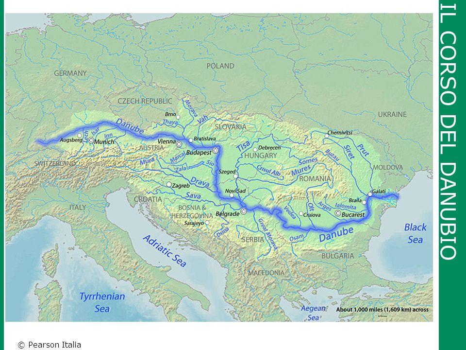 Cartina Muta Germania Con Fiumi.2 L Europa E L Italia Fiumi Mari E Laghi Ppt Video Online Scaricare