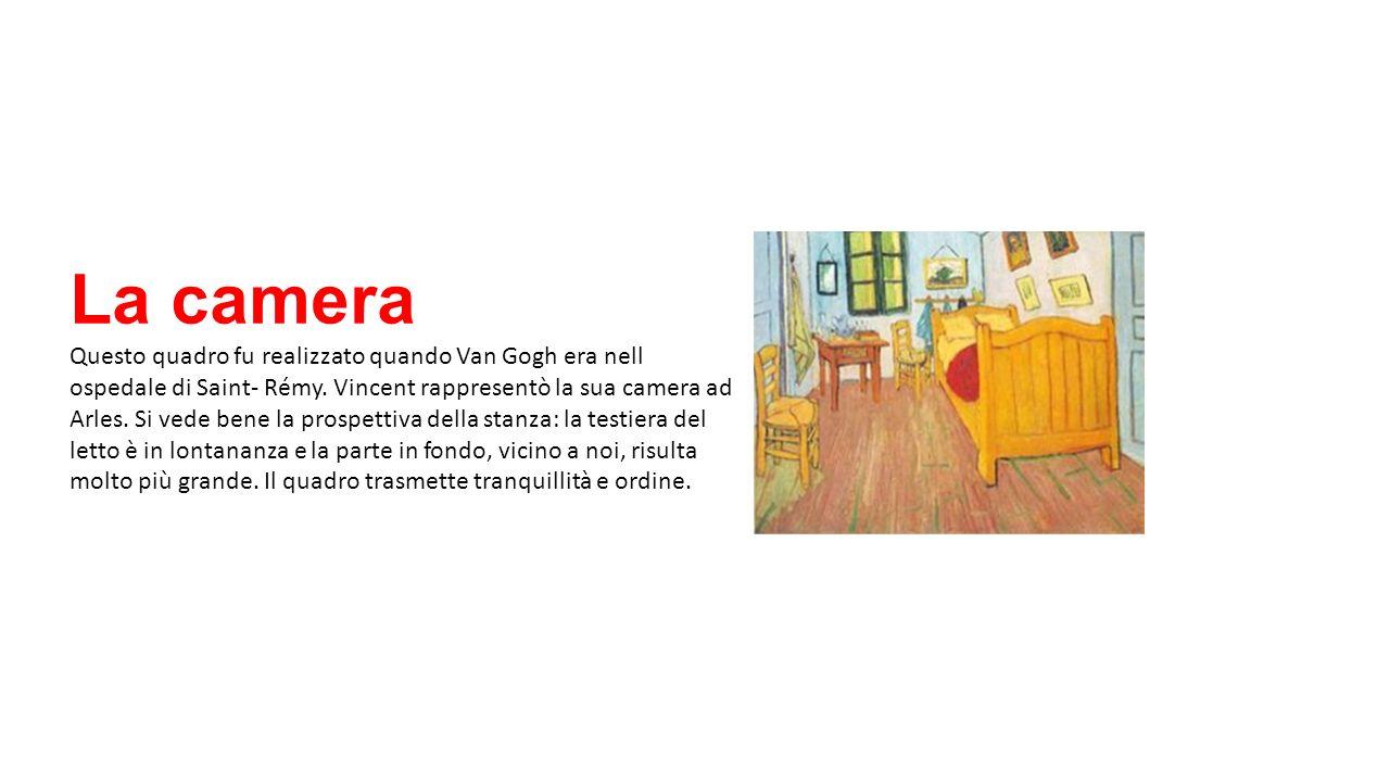 Tesina Vincent Van gogh - ppt scaricare