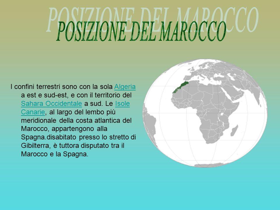 Cartina Muta Marocco.Marocco Bandiera Del Marocco Ppt Video Online Scaricare