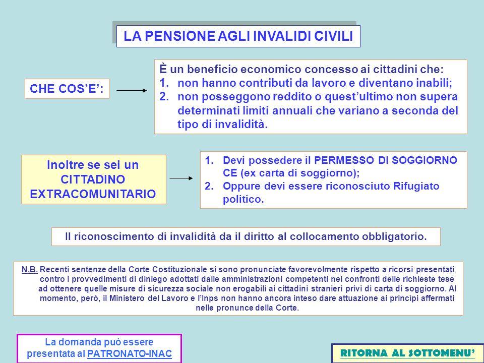 SPORTELLO CIA PER L\'ASSISTENZA AGLI IMMIGRATI - ppt scaricare