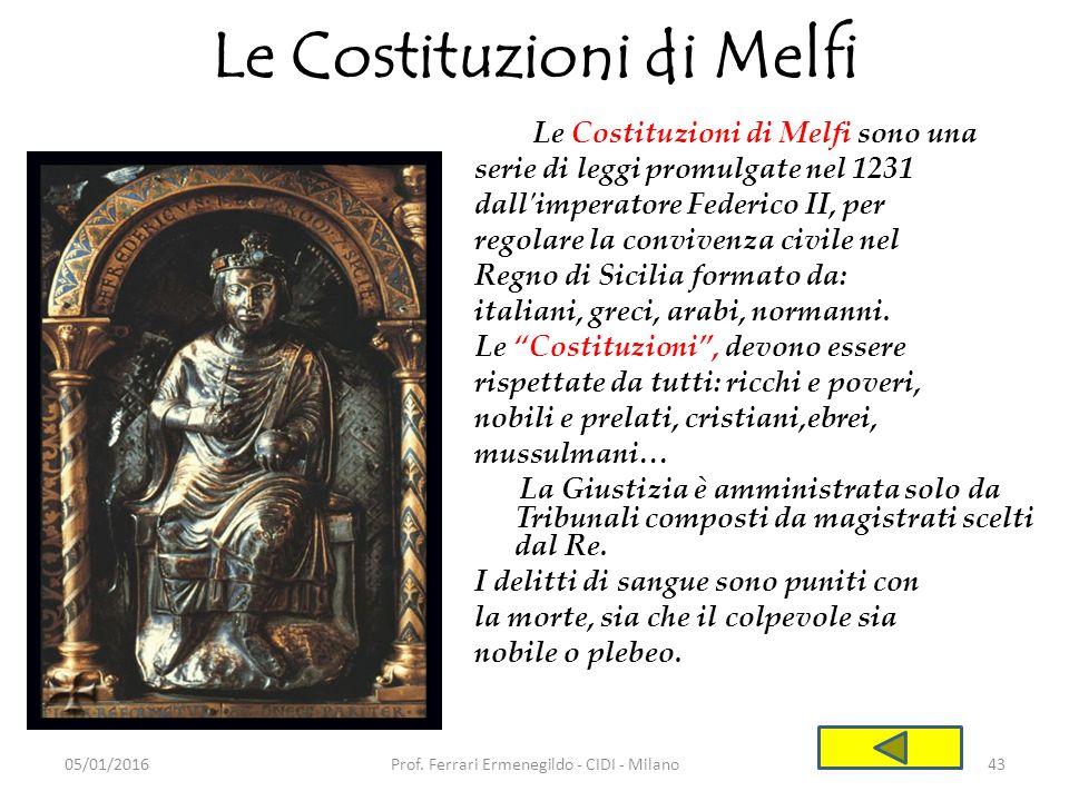 Prof  Ferrari Ermenegildo - CIDI - Milano - ppt scaricare