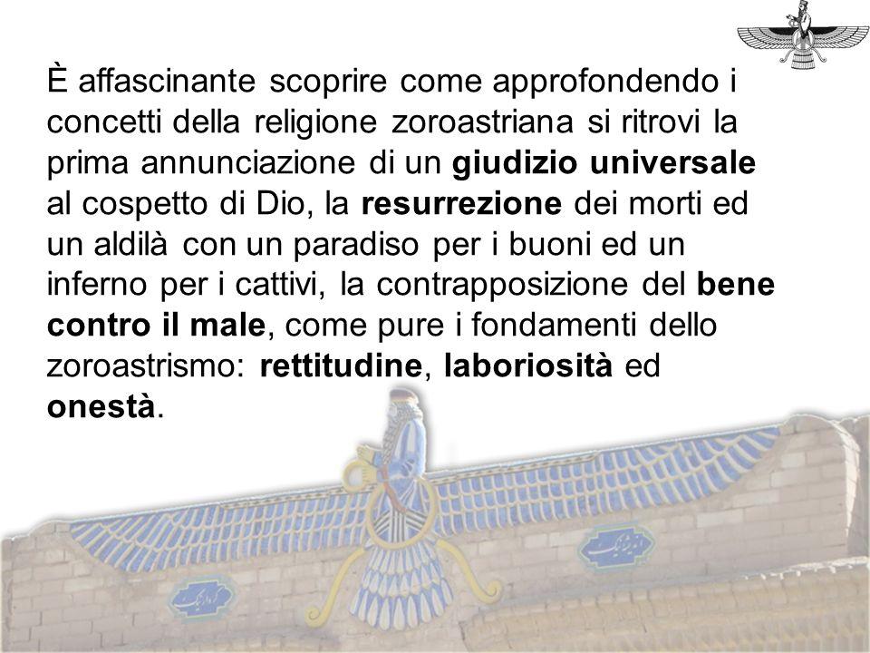Risultati immagini per religione zoroastriana