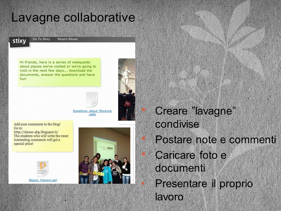 Lavagne collaborative