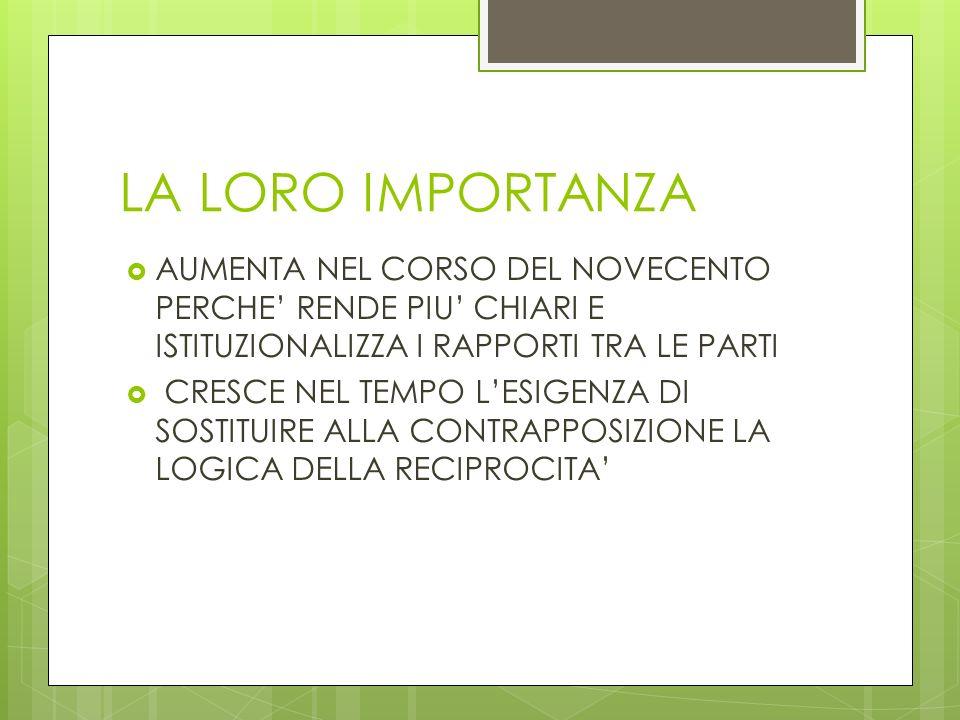 laltalena della concertazione patti e accordi italiani in prospettiva europea