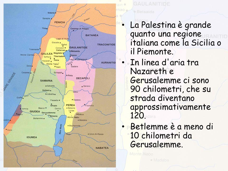 Cartina Muta Della Palestina.La Palestina Terra Santa Ppt Video Online Scaricare