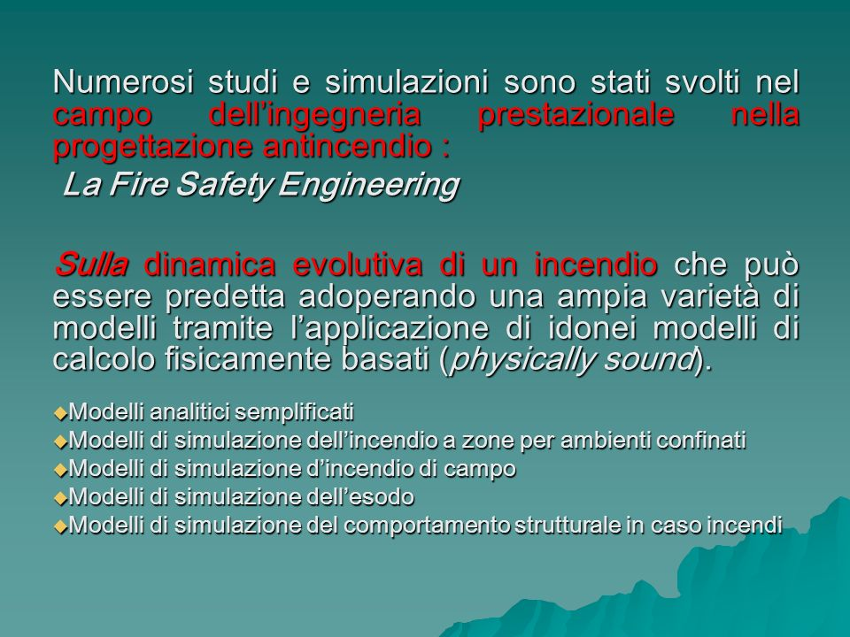 La Fire Safety Engineering