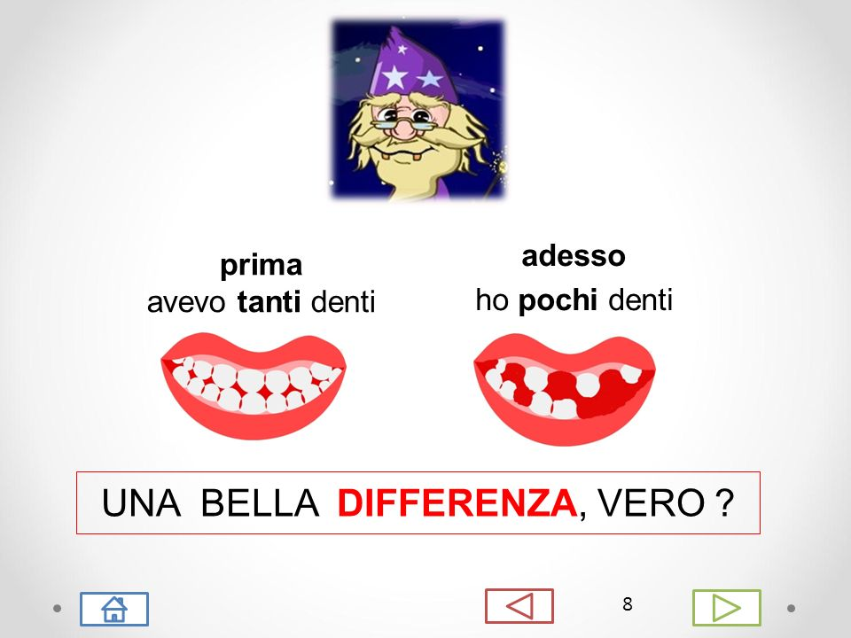 UNA BELLA DIFFERENZA, VERO