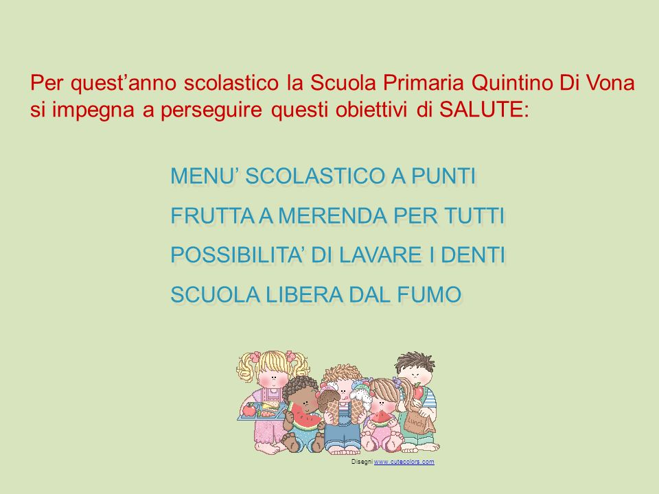 Commissione Benessere Ppt Scaricare