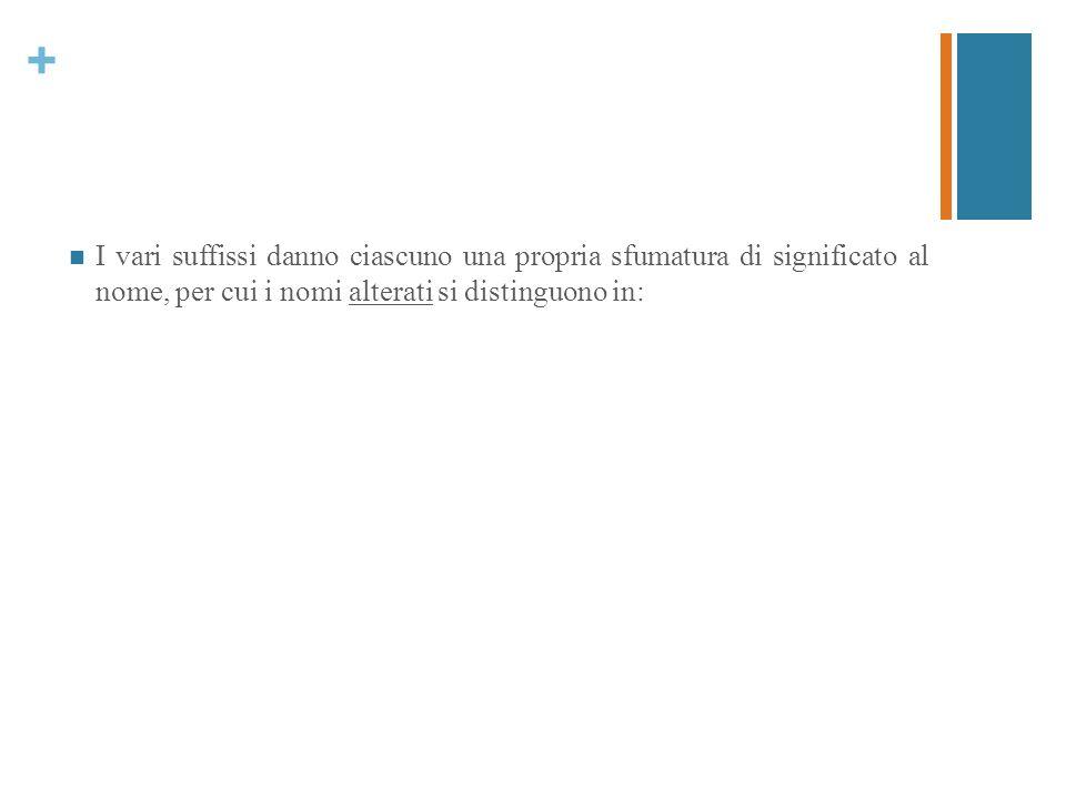 Ciao Capitolo 174 Suffissi Con Nomi E Aggettivi Ppt Scaricare