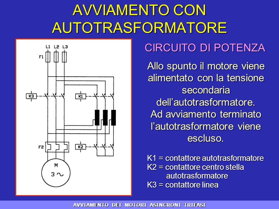 Schema Elettrico Teleruttore : Avviamento dei motori asincroni trifasi ppt scaricare